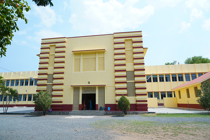 St Josephs Junior College for Girls-College Building