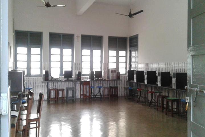 St Josephs Junior College for Girls-Computer Lab