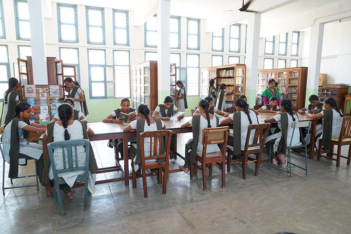 St Josephs Junior College for Girls-Library