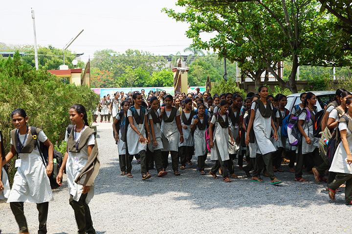 St Josephs Junior College for Girls-Rally