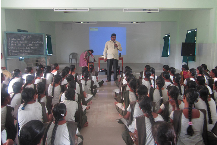 St Josephs Junior College for Girls-Speech