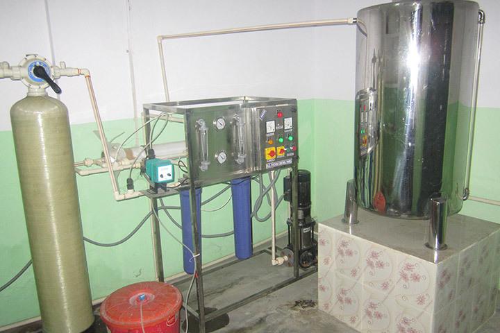 St Josephs Junior College for Girls-Water Plant