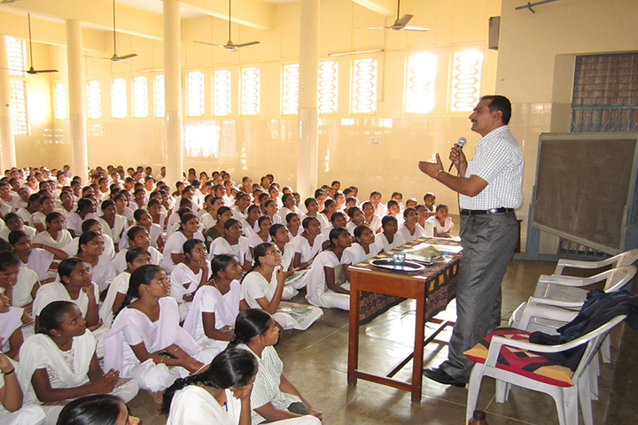 St Josephs Junior College for Girls-Workshop