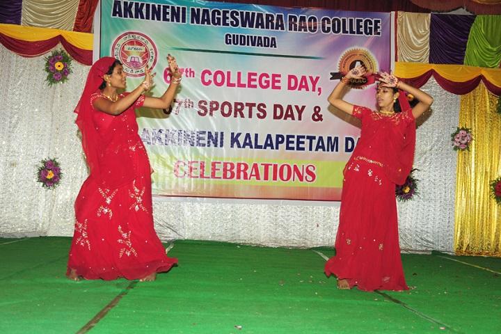 Akkineni Nageswara Rao College-Dance