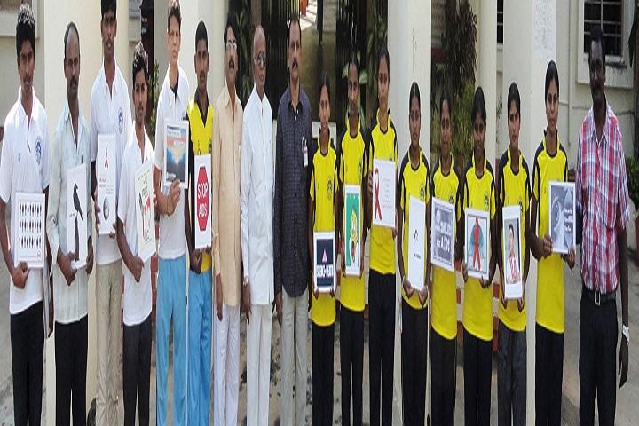 Akkineni Nageswara Rao College-Poster Presentations