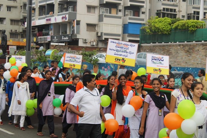 CPE Junior College-Independence Day Celebration