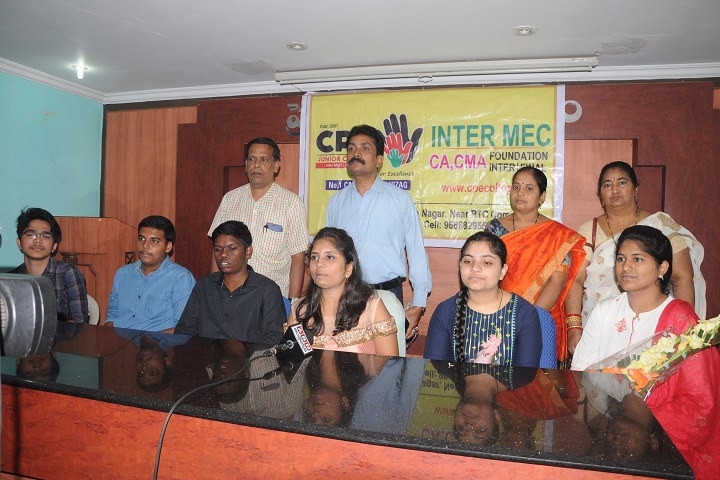 CPE Junior College-Press Meeting