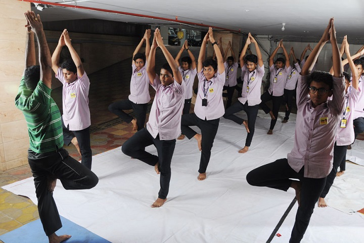 CPE Junior College-Yoga