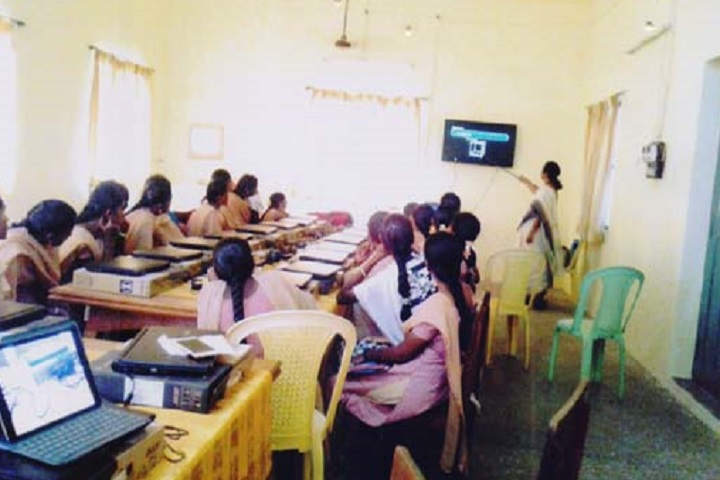 KTR Womens College-ICT Classes
