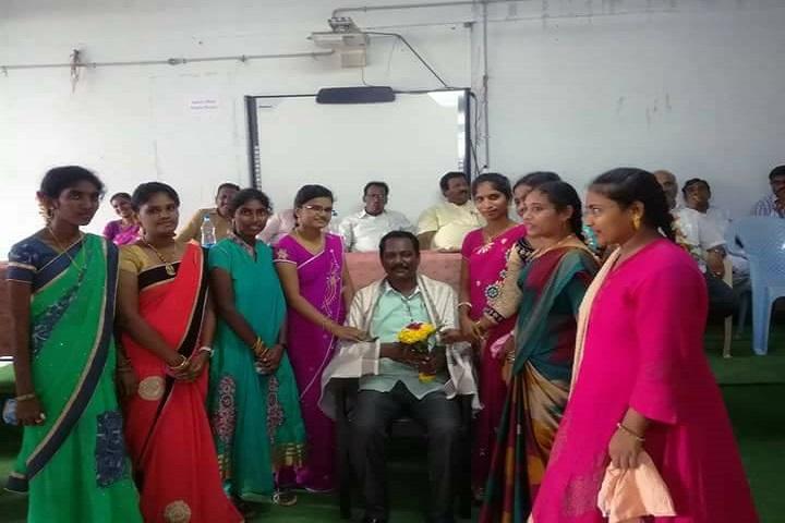 KVR College-Teachers Day Celebration