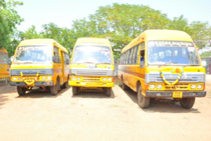 Krishna Chaitanya Junior College-Bus