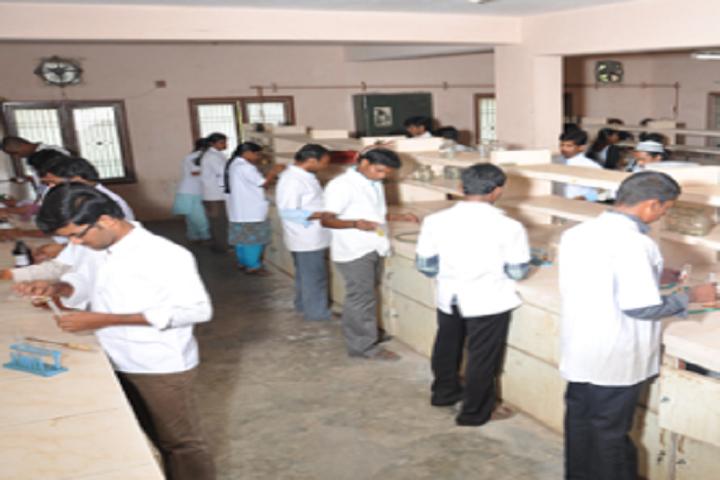 Krishna Chaitanya Junior College-Chemistry Lab