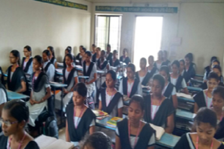 Krishna Chaitanya Junior College-Class Room
