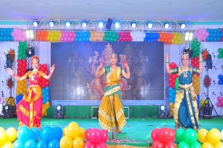 Krishna Chaitanya Junior College-Classical Dance