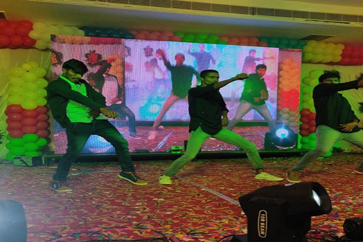Krishna Chaitanya Junior College-Dance