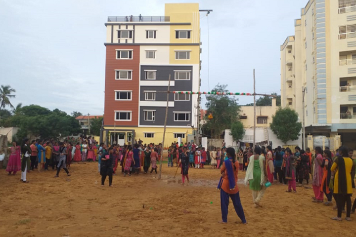 Krishna Chaitanya Junior College-Festival Celebration
