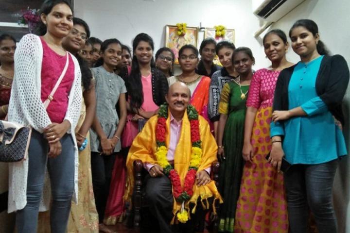 Krishna Chaitanya Junior College-Teachers Day Celebration