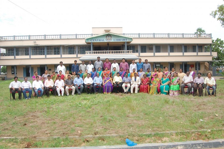 Noble College-Staff Group Photo