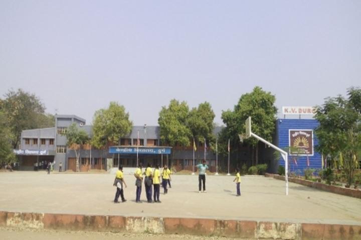 Kendriya Vidyalaya-Basket Ball