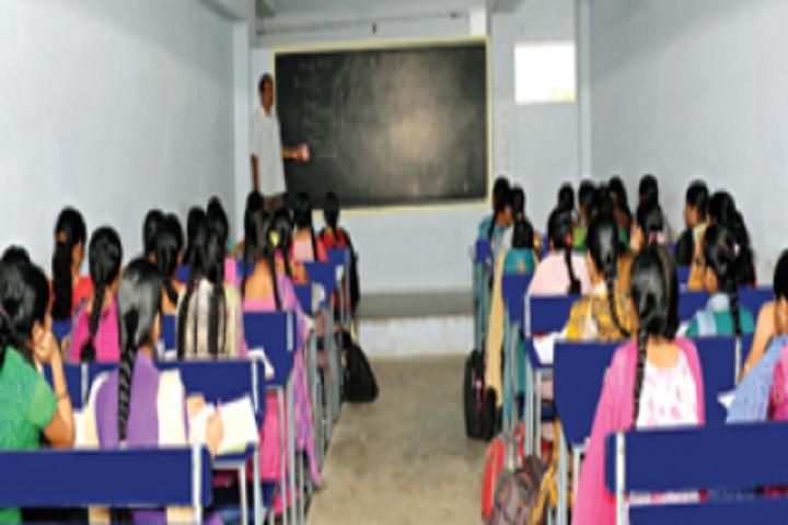 R K Junior College-Class Room