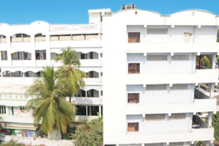 R K Junior College-College Building