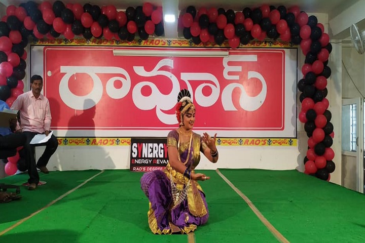 RAOs Junior College-Classical Dance