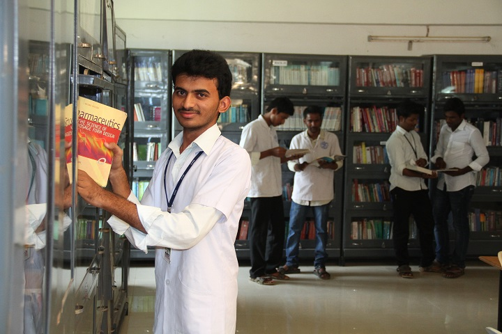 RAOs Junior College-Library