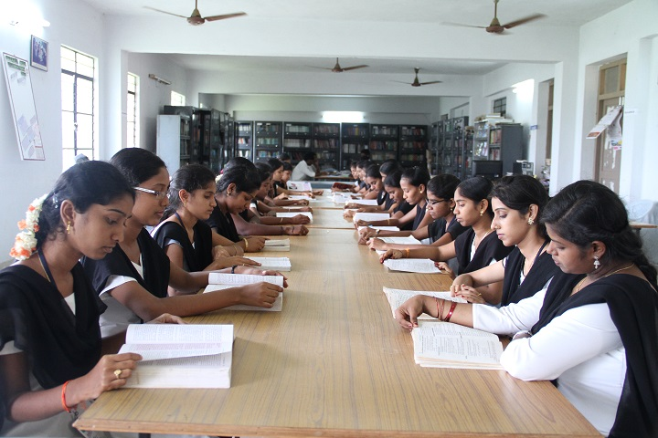 RAOs Junior College-Reading Room
