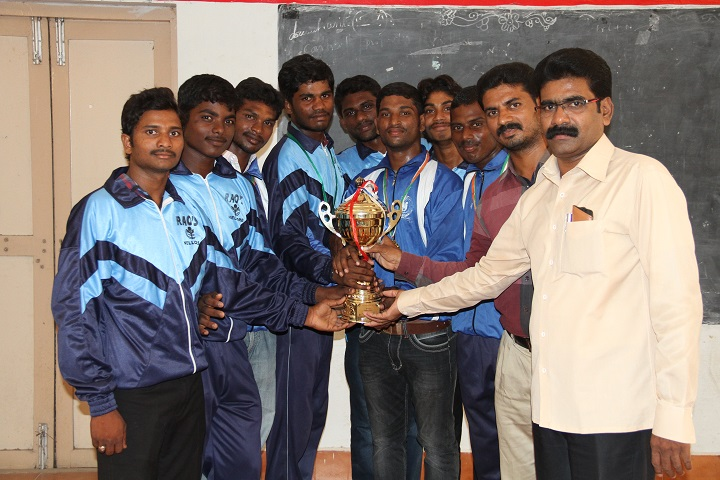 RAOs Junior College-Volley Ball Winner