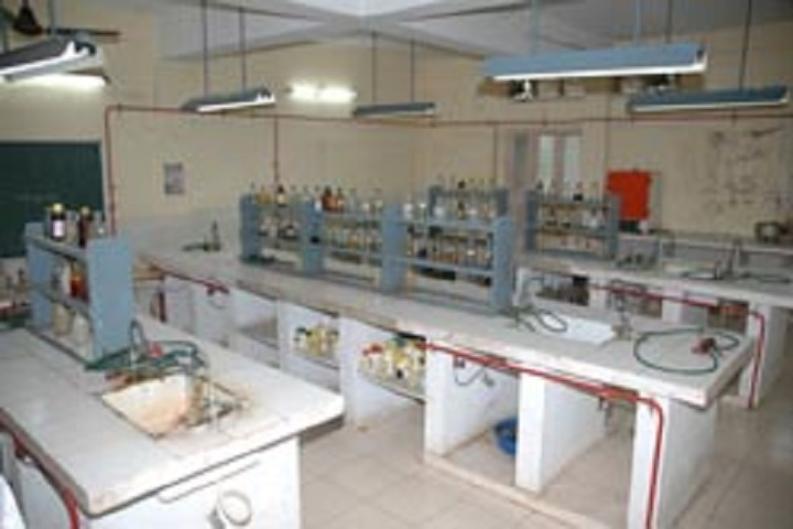Sri Grandhi China Sanyasi Raju College-Chemistry Lab