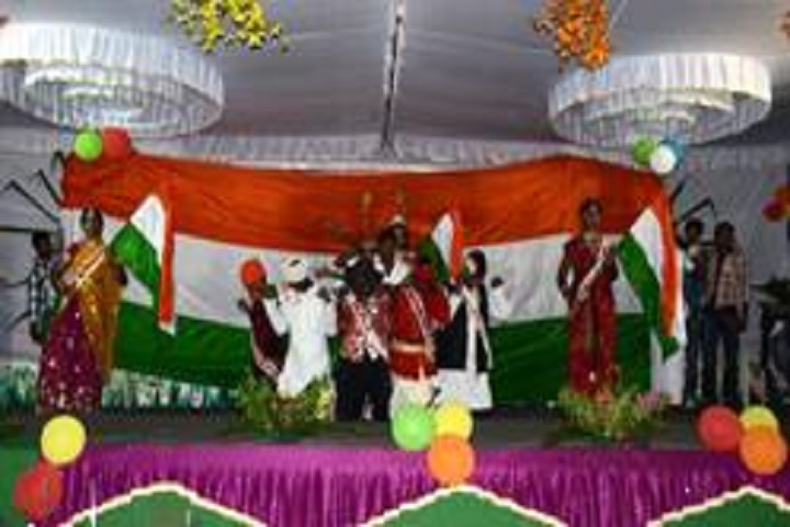 Sri Grandhi China Sanyasi Raju College-Independence Day Celebration