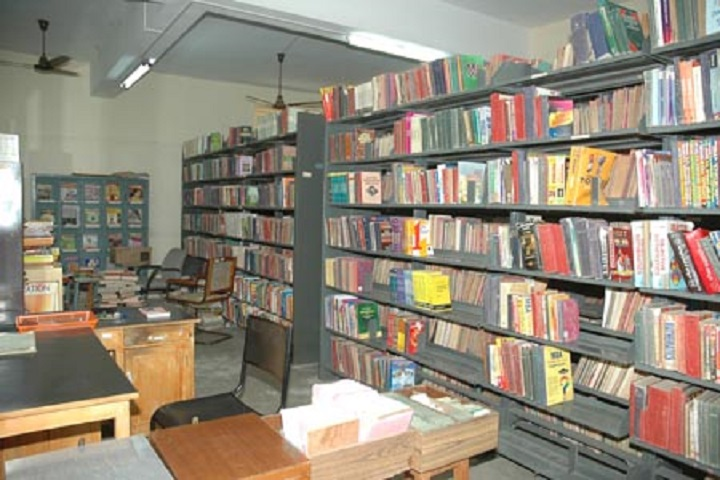 Sri Grandhi China Sanyasi Raju College-Library