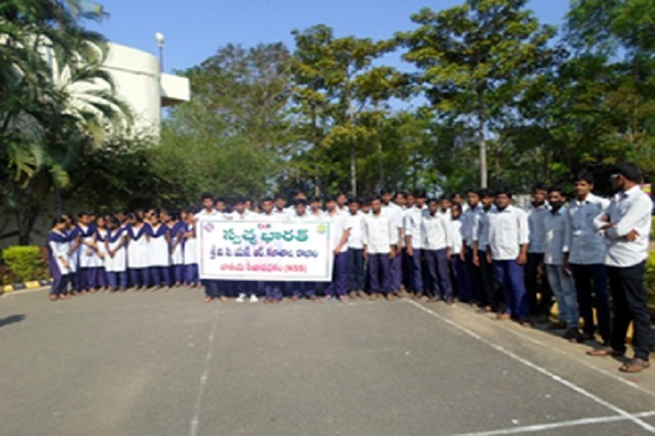 Sri Grandhi China Sanyasi Raju College-Rally