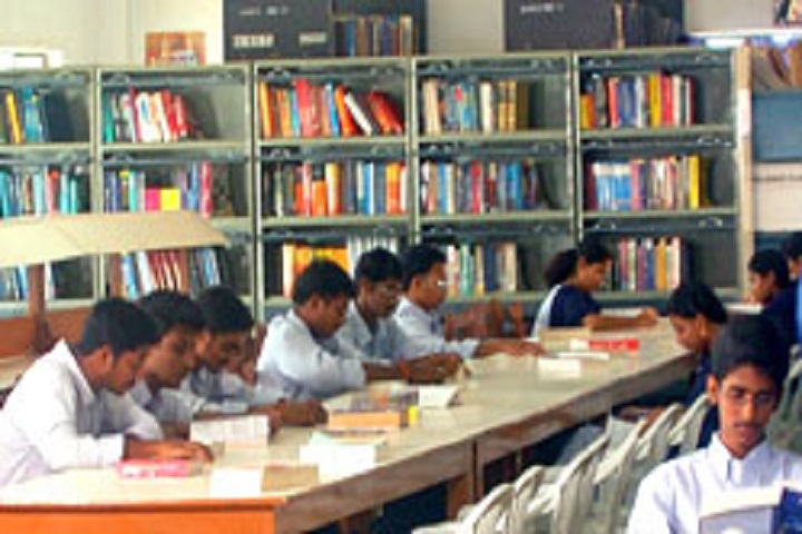 Sri Grandhi China Sanyasi Raju College-Reading Room