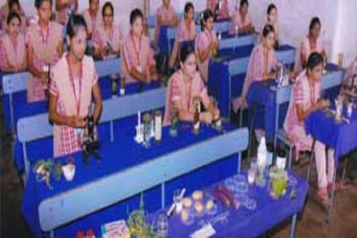 Sree Vidya Junior College-Biology Lab