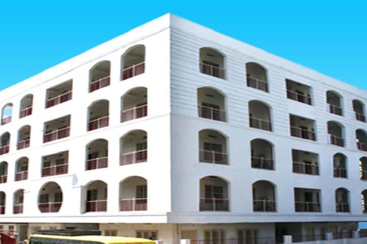 Sree Vidya Junior College-Campus View