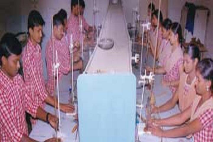 Sree Vidya Junior College-Chemistry Lab