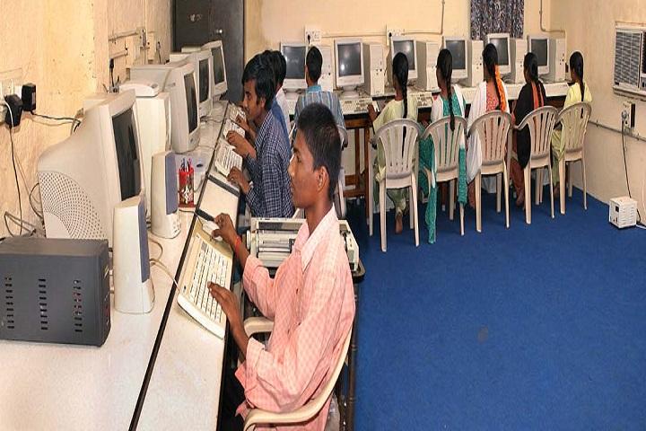 Sree Vidya Junior College-Computer Lab