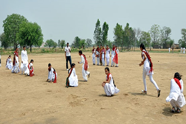 Sree Vidya Junior College-Play Ground