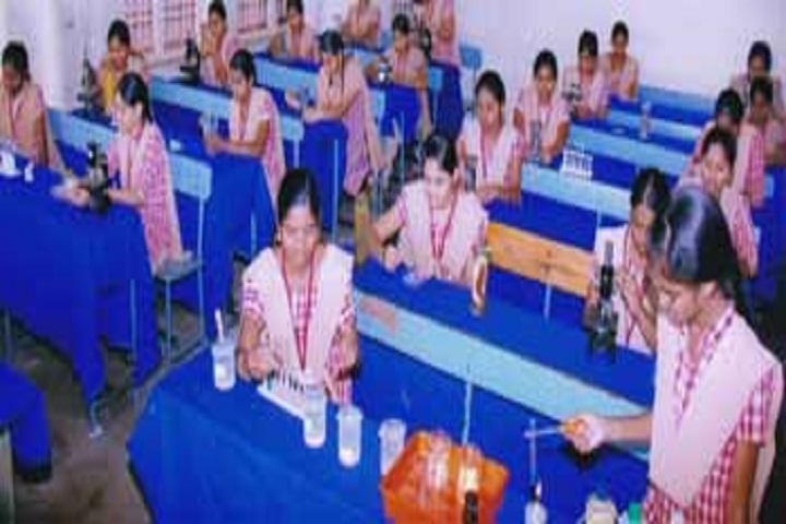 Sree Vidya Junior College-Zoology Lab