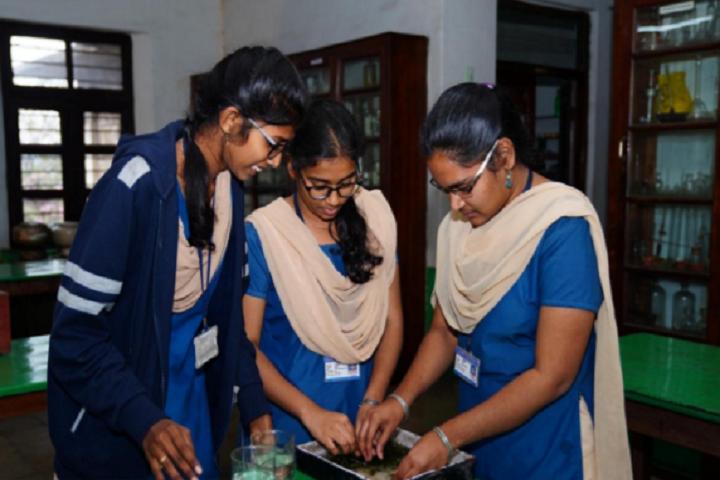 St Josephs College For Women-Botany Lab