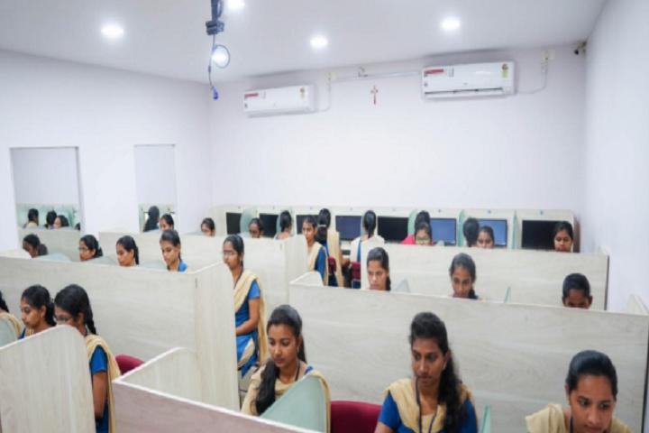 St Josephs College For Women-Computer Lab