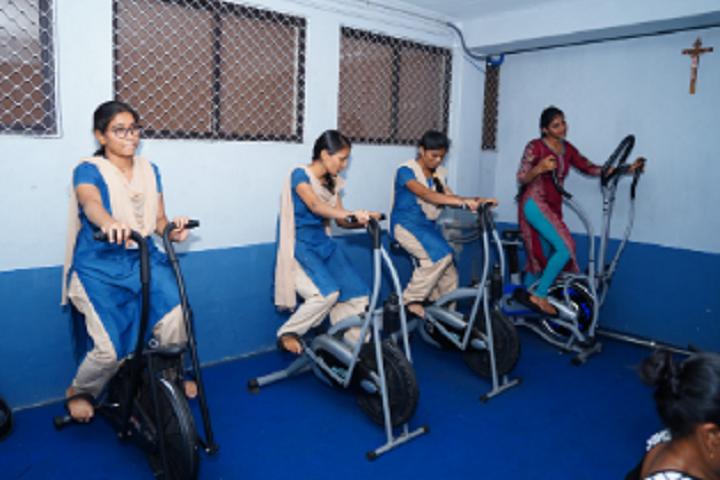 St Josephs College For Women-Gym