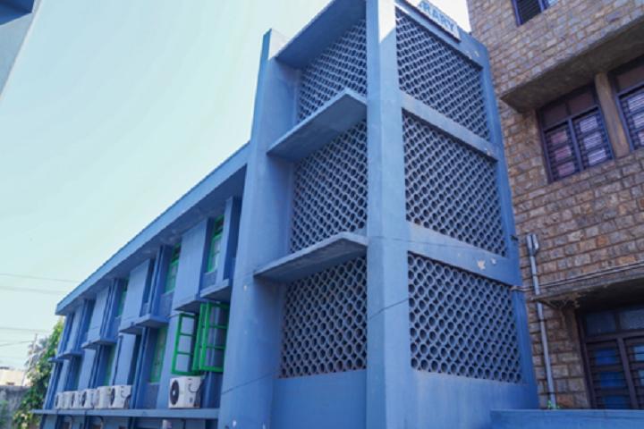 St Josephs College For Women-Library Building