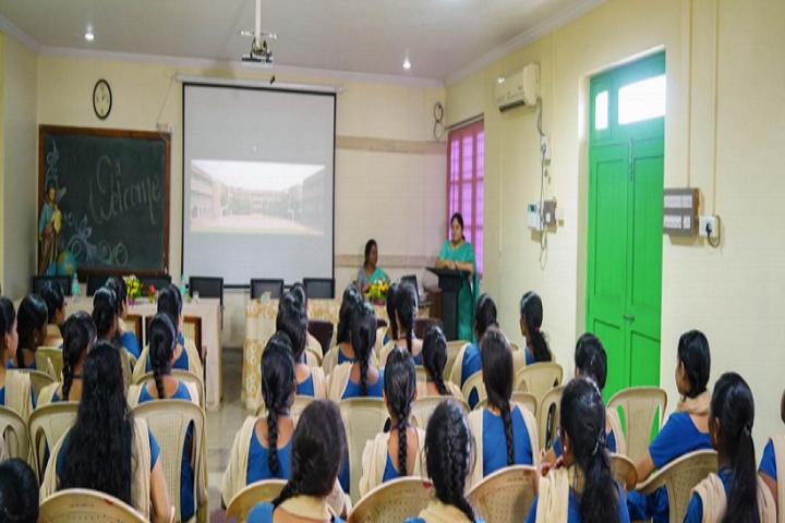 St Josephs College For Women-Seminar Hall