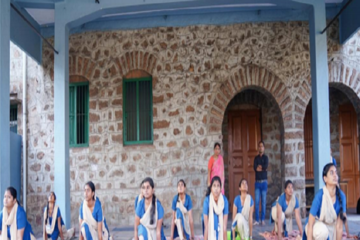 St Josephs College For Women-Yoga