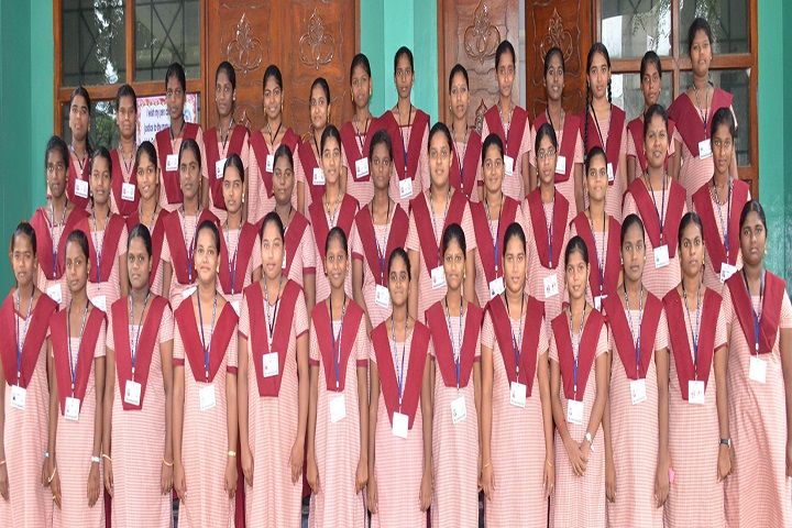 JMJ Junior College for Girls-Students Group Photo