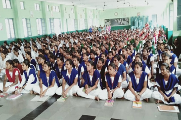JMJ Junior College for Girls-Students Meeting
