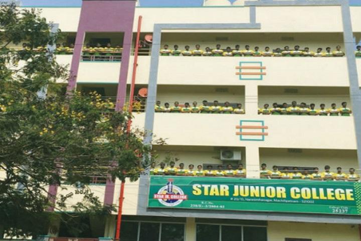 Star Junior College-Campus View