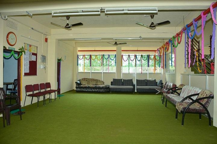 Star Junior College-Waiting Room
